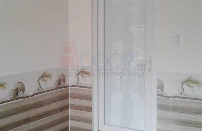 Sử dụng cửa phòng ngủ bằng nhựa lõi thép có tốt không?